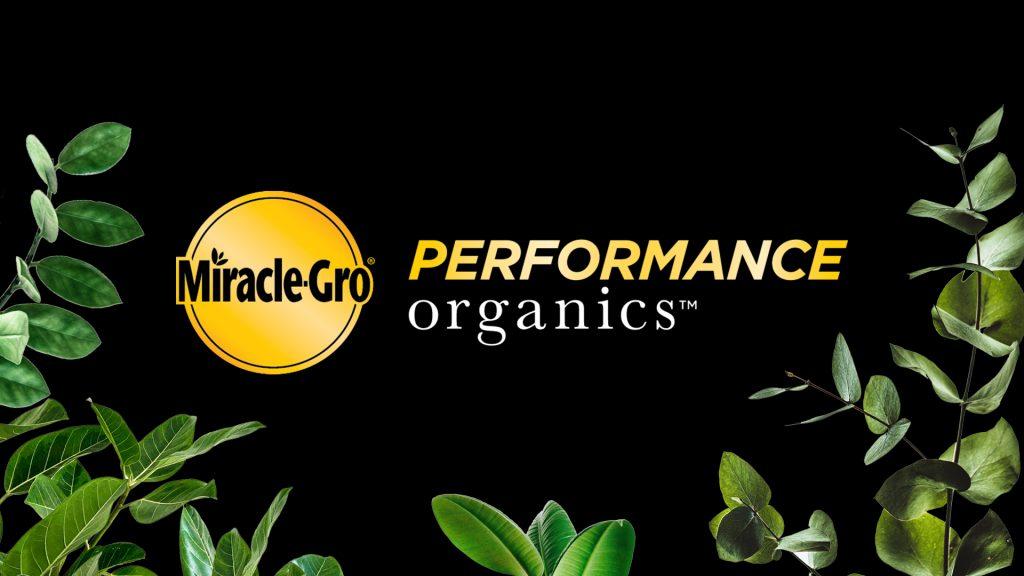 Scotts Miracle-Gro: Performance Organics
