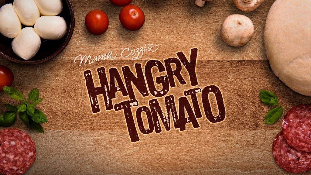 Hangry Tomato Pizza